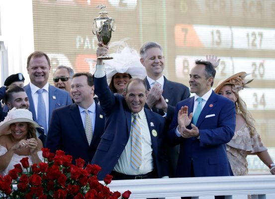 Loughlin Alum Anthony Bonomo '76 Wins the Kentucky Derby!